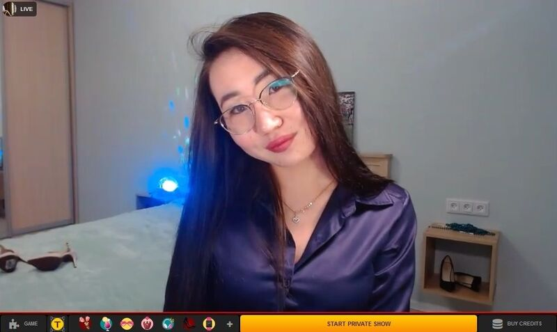 Low cost Asian live sex on LiveJasmin