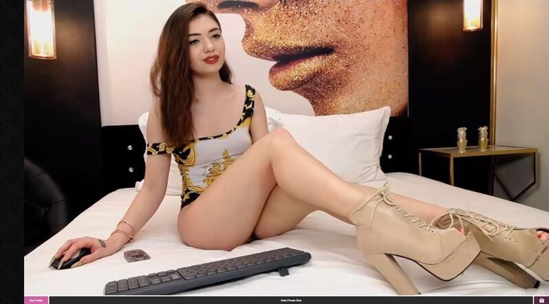 JOI cam2cam shows on FetishGalaxy