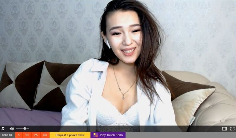 Watch beautiful Asian xxx model performing live on Cam4