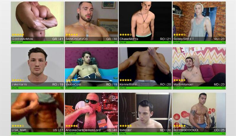 Hot guys of free webcam chat rooms