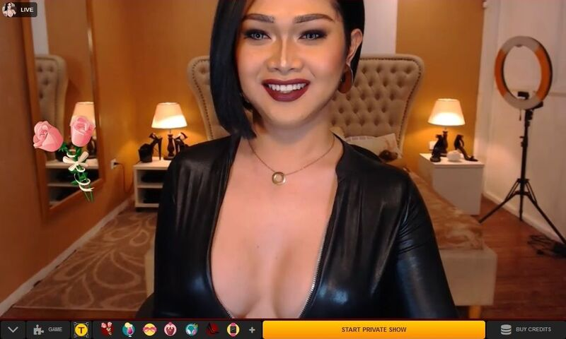 C2C shemale sex chats on LiveJasmin